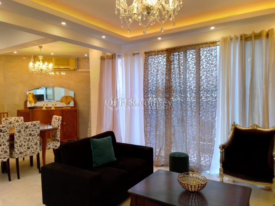 Two Bedroom Ground Floor Apartment Ermou Street, Larnaca City Center - 5