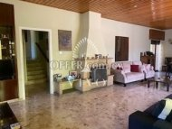 THREE BEDROOM DETACHED HOUSE WITH EXTRA APARTMENT IN THE BASEMENT IN PAREKLISIA