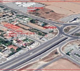 2 CONSECUTIVE BUILDING PLOTS IN METRO AREA, BORDERS OF STROVOLOS AND LAKATAMIA.
