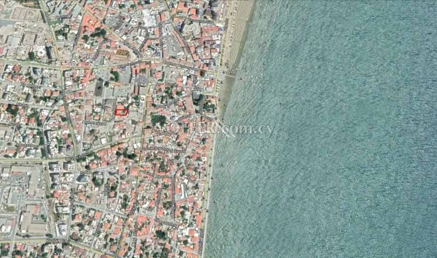 Building Plot For Sale in City Center, Larnaca - 1
