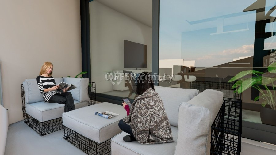 Brand New  Luxury Apartment with Roof Garden, Oroklini Village, Larnaca City, Cyprus - 4