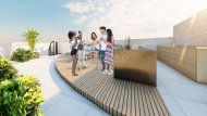 Brand New  Luxury Apartment with Roof Garden, Oroklini Village, Larnaca City, Cyprus - 2