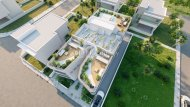 Brand New  Luxury Apartment with Roof Garden, Oroklini Village, Larnaca City, Cyprus - 3