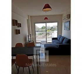 Two bedroom apartment 150m from the sea in Limassol - 15101