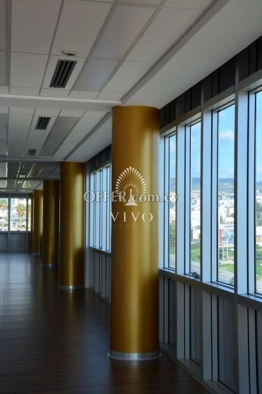BRAND NEW OFFICE 207 SQM SITUATED IN THE HEART OF LIMASSOL - 1
