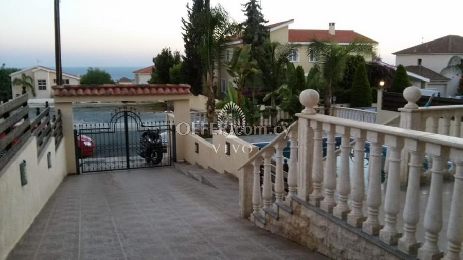 4 BEDROOM DETACHED HOUSE FOR RENT IN AGIOS ATHANASIOS - 6