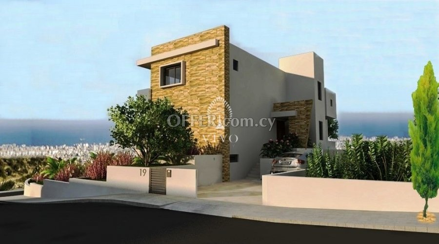 6 BEDROOM SPECTACULAR VILLA WITH UNINTERRUPTED CITY & SEA VIEWS - 5