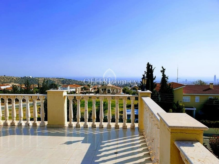 4 BEDROOM DETACHED HOUSE FOR RENT IN AGIOS ATHANASIOS - 5