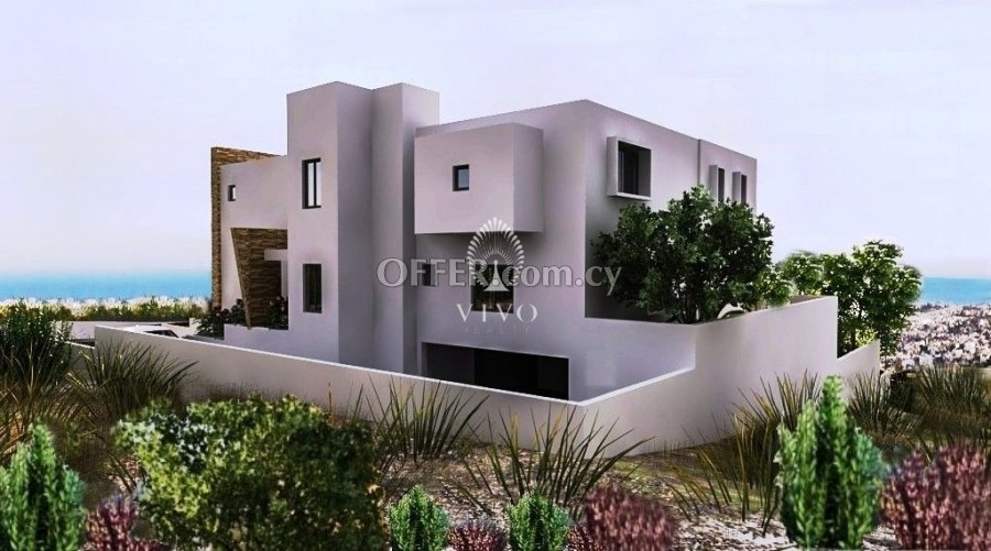 6 BEDROOM SPECTACULAR VILLA WITH UNINTERRUPTED CITY & SEA VIEWS - 4