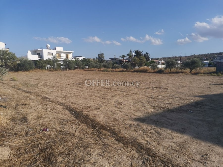 Land Parcel 2258 sm in Dali, Nicosia - 4