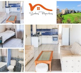 RN SPS 263 / 1 Bedroom apartment in Paphos (Tombs of the Kings) – For sale