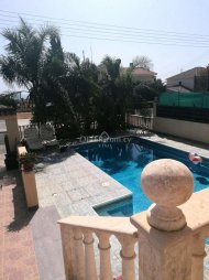 4 BEDROOM DETACHED HOUSE FOR RENT IN AGIOS ATHANASIOS - 2