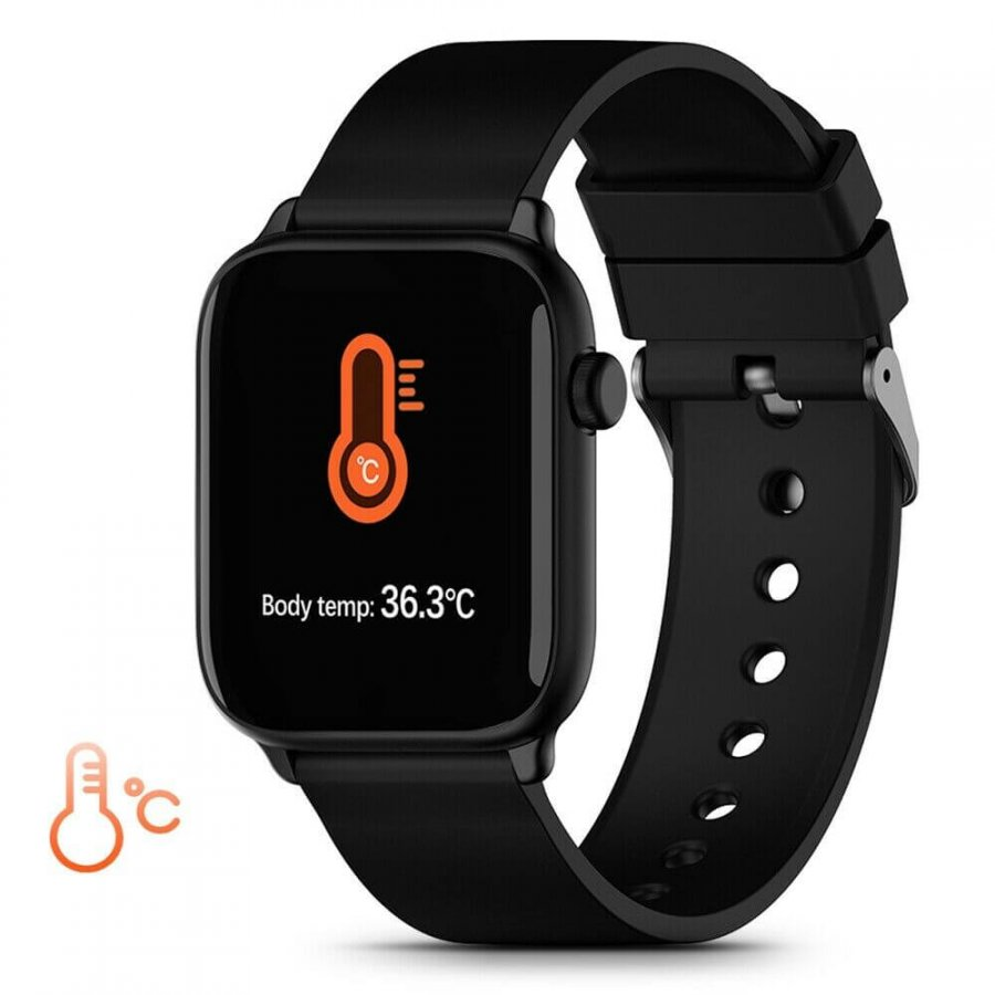 TICWRIS GTS Fitness Temperature Smartwatch - 1
