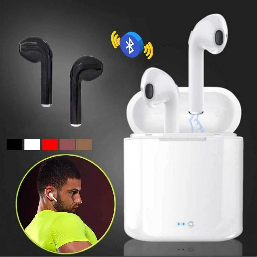 TWS Wireless Bluetooth Stereo Headset Earphones Earbuds Headphone InEa - 1