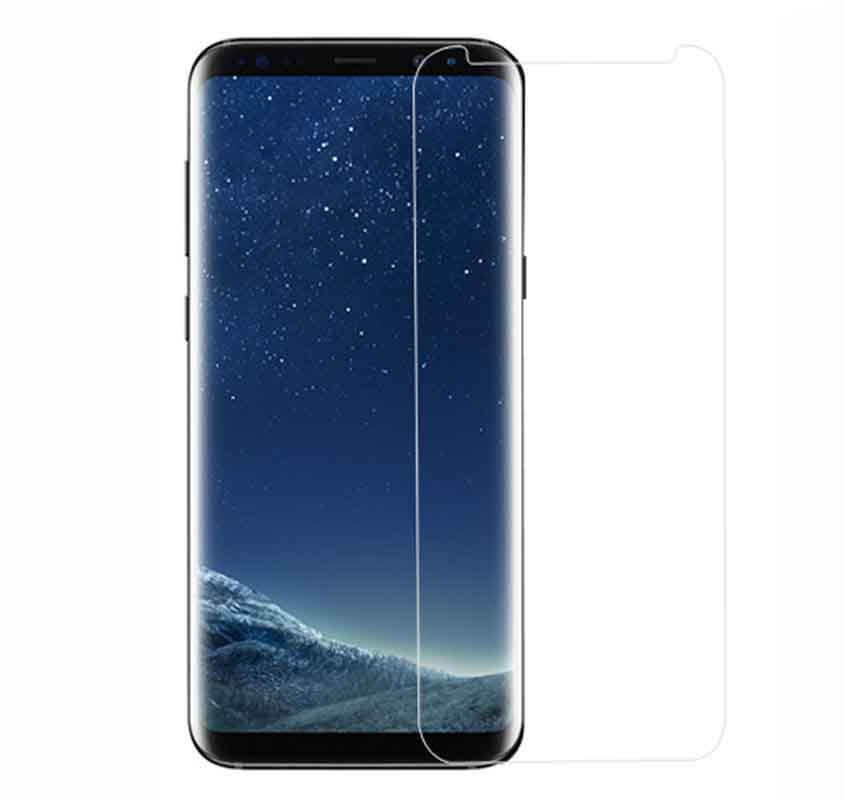 Samsung Galaxy S8 Anti explosion Tempered Glass 3D - 1