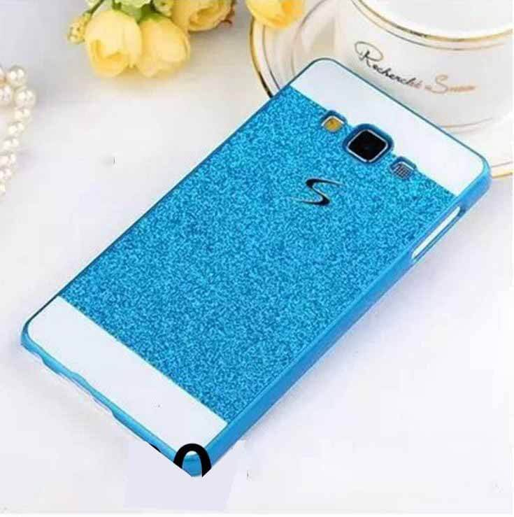 Luxury Bling Case for Samsung Galaxy Grand Prime G530 G530H Hard Cover - 1