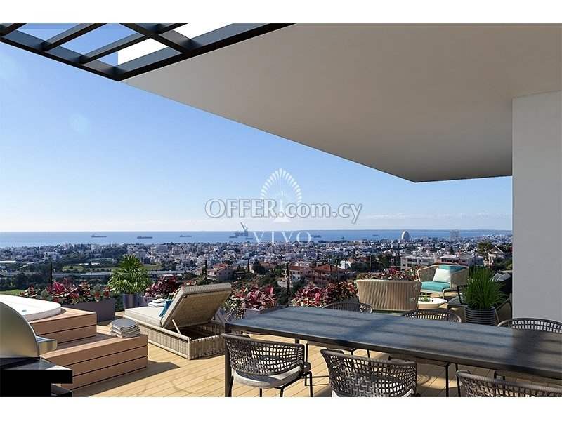 MODERN STYLE PENTHOUSE OF THREE BEDROOMS WITH AMAZING SEA VIEWS!! - 1