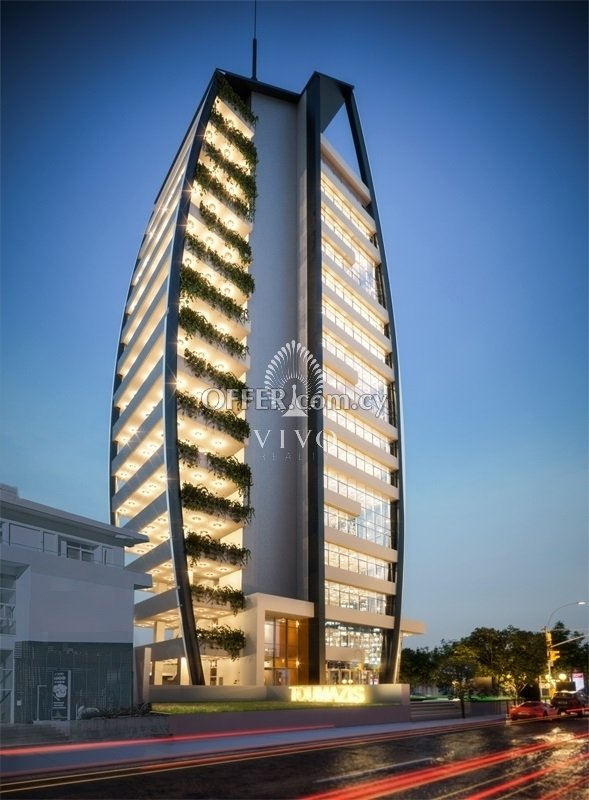 MODERN LUXURY OFFICES IN STROVOLOS NICOSIA - 2