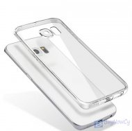 ULTRA THIN 0.3mm Slim Clear Rubber Soft TPU Cover Case For Samsung Gal - 1