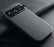 Flip Case for Samsung Galaxy S4 With Smart Sleep and Wake up Function