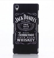 Hard Case for Sony Xperia Z2 Back Cover Jack Daniels