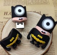 Usb flash drive 8GB pen BATMAN super hero minions lovely cartoon Despi