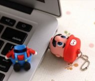 Super Mario usb flash drive 16GB genuine special pendrive u disk memor