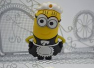 Despicable Me Minions Maid Waitress minion Cartoon 8GB USB Flash Drive