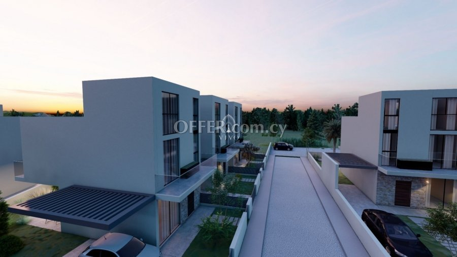 MODERN FOUR BEDROOM DETACHED HOUSE IN GERMASOGEIA - 1