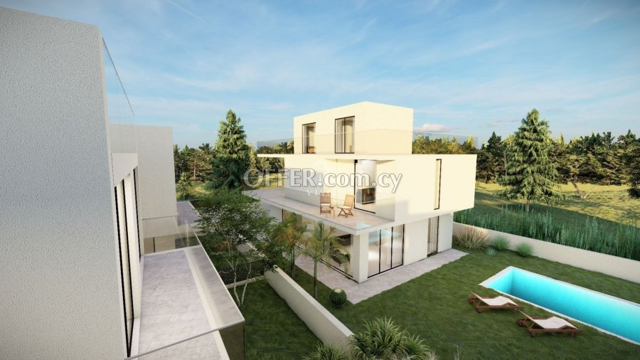 MODERN FOUR BEDROOM VILLA IN GERMASOGEIA - 2