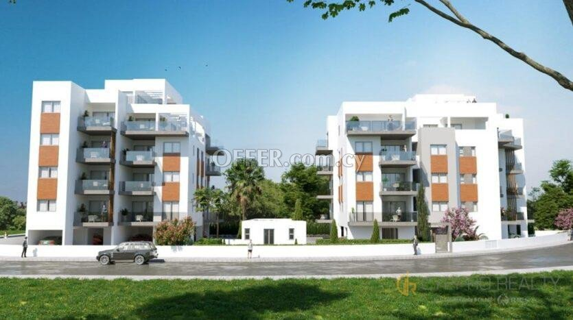 2 Bedroom Apartment in Agios Athanasios - 8