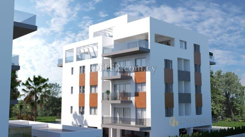 2 Bedroom Apartment in Agios Athanasios - 4