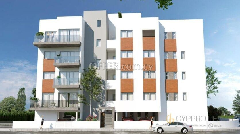 2 Bedroom Apartment in Agios Athanasios - 9