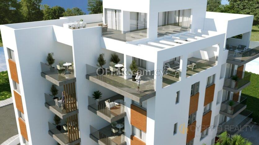 2 Bedroom Apartment in Agios Athanasios - 2
