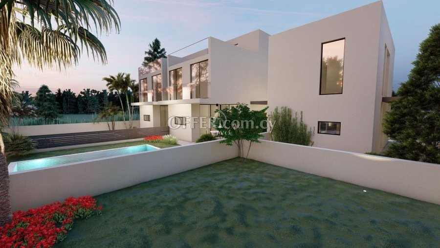 MODERN FOUR BEDROOM VILLA IN GERMASOGEIA - 3