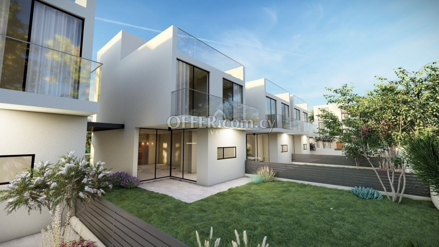 MODERN FOUR BEDROOM DETACHED HOUSE IN GERMASOGEIA - 3