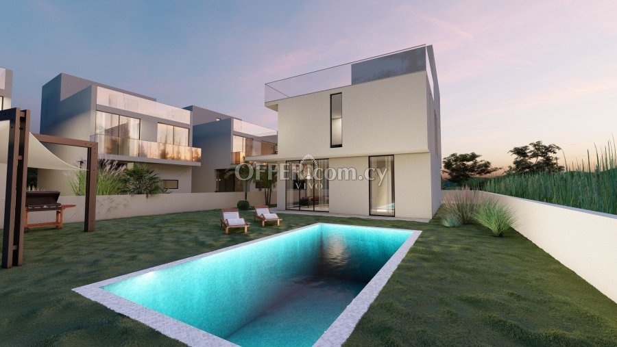 MODERN FOUR BEDROOM VILLA IN GERMASOGEIA - 4