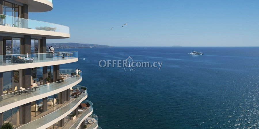 SEAFRONT 3 BEDROOM PENTHOUSE IN POTAMOS GERMASOGEIAS - 5