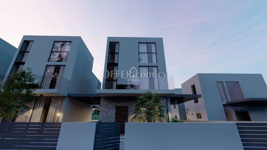MODERN FOUR BEDROOM DETACHED HOUSE IN GERMASOGEIA - 5