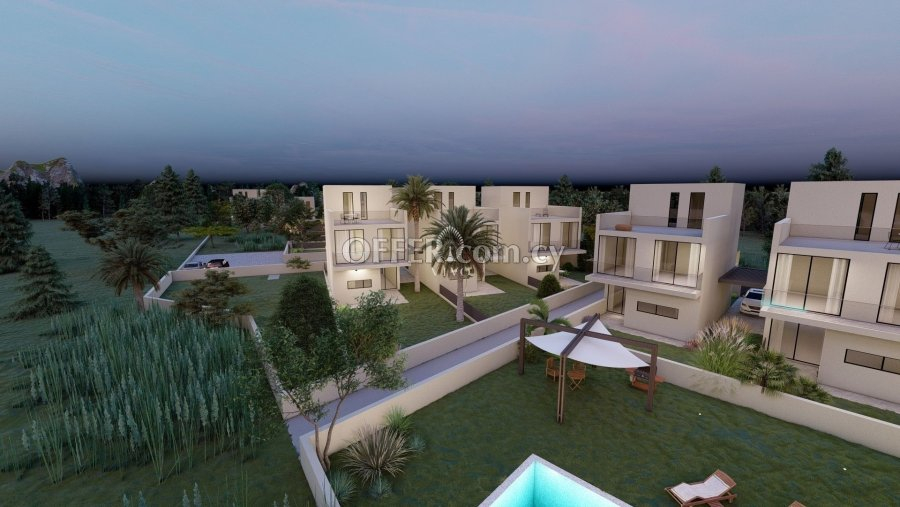 MODERN FOUR BEDROOM VILLA IN GERMASOGEIA - 6