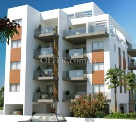 2 Bedroom Apartment in Agios Athanasios - 1