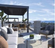 SEA VIEW PENTHOUSE IN POTAMOS GERMASOGEIA AREA - 6