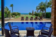 STUNNING SEAFRONT 4 BEDROOM DETACHED VILLA IN AYIA THEKLA