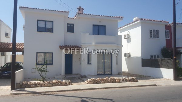 Three bedroom villa for sale in Tremithousa - 1