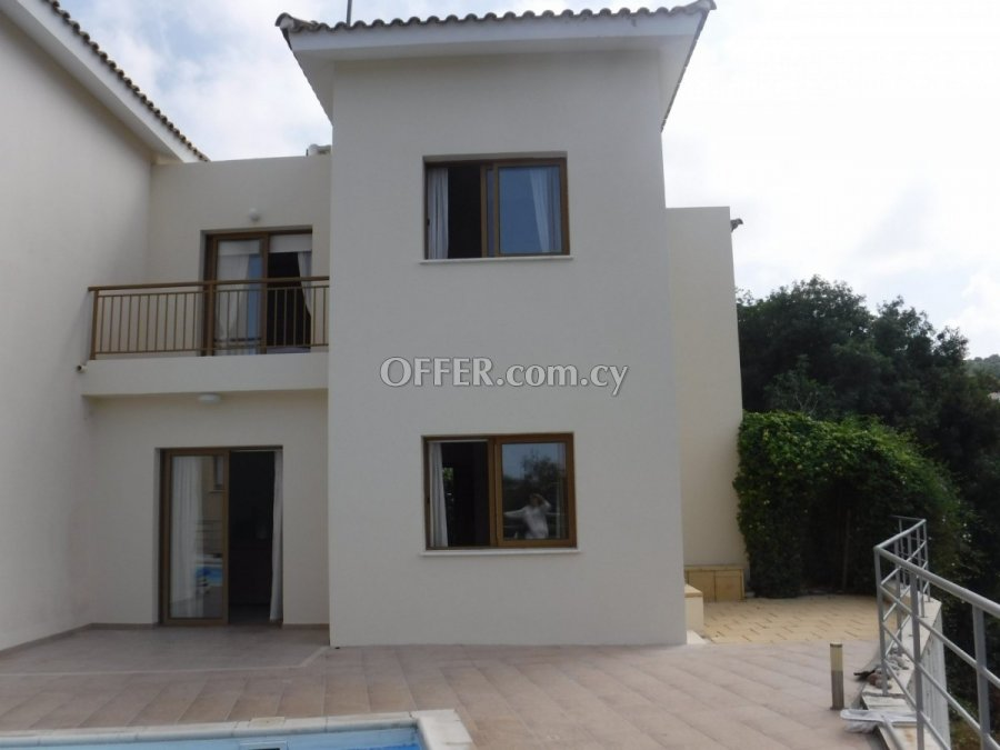 Three bedroom townhouse for sale in Mesogi - 1