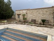 Four-Bedroom House in Marathounta, Paphos