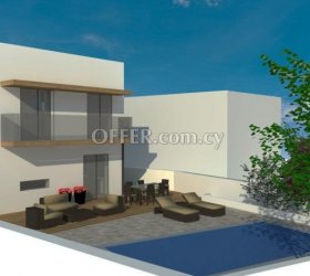 Detached 4 Bedroom House№1 with swimming pool