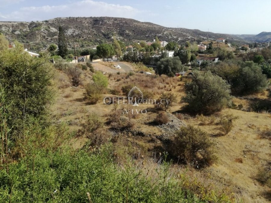 LAND 4017 SQM IN ASGATA VILLAGE - 1