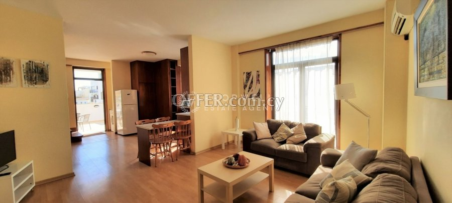 Two Bedroom Duplex Luxury Apartment, Larnaca City Center, Cyprus - 6