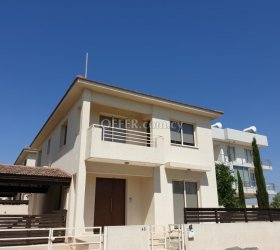 4 bedroom detached house in Aradipou, Larnaca